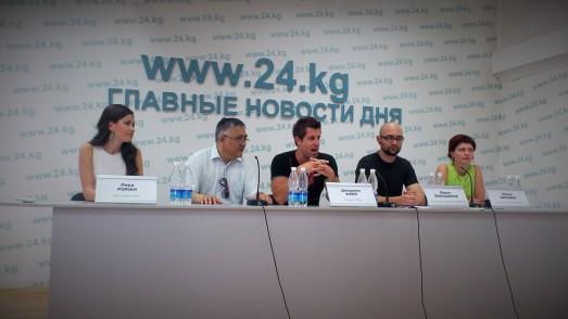 Pre-concert press conference